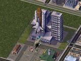 火箭發射垃圾處理
