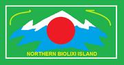 Northern Biolixi Island Flag