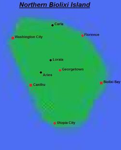 Northern Biolixi Island