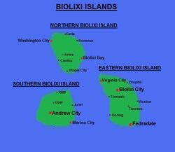 Biolixi Islands