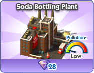 Soda Bottling Plant