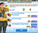 The Beat of Brad's Heart