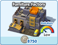 Furniture factory