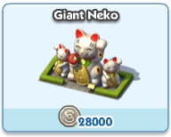 Giant Neko