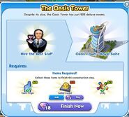 Oasis Tower Step 4