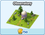 Attraction observatory