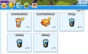 Energy inventory