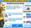Dunkin' Donuts in Town!