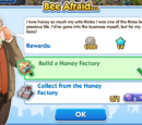 Bee Afraid...