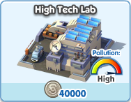 High tech lab