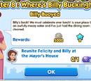 Billy Buoyed