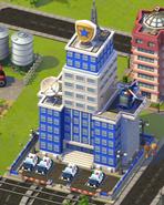 Police Station 3-Star