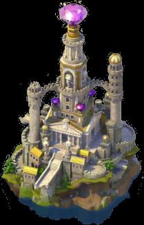 The Atlantean Lighthouse