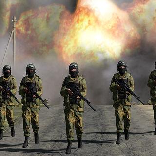 Comandos Observador, special forces of PAGGF.