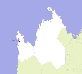 Location of Savoy