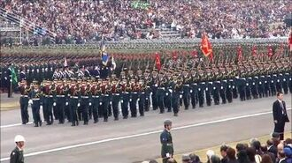Constantino Military Parade