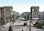 Tridius-Bauss Platz, Brandenburg, ca 1870