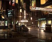 Downtown Savoyard Street