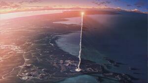 Kosumosu Space Center - Rocket Launch