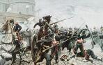 Aquitanian Troops in the Siege of Prague