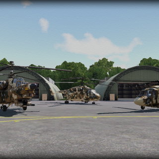 Helicopters of RSAF.