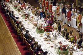 Imperial Dinner, Königsberg Schloss, 3232