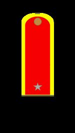 Junior Lieutenant