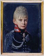 Prince of Prussia, Alexander Wilhelm August; König Alexander II