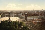 City of Savoy, ca 1900