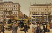 Freidrich-Linden Platz, Brandenburg, 1912