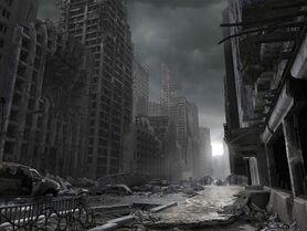 Arcadia in Ruins