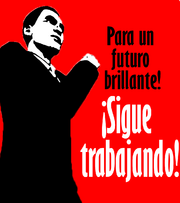 Rojasio's propaganda poster