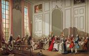 Aquitanian Aristocratic Painting
