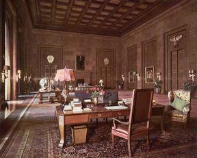 Imperial Office, Königsberger Reichskanzlei