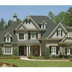 Traditional Suburb Home