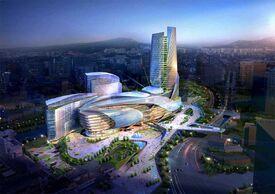 Celestial City Metropolitan Government Building