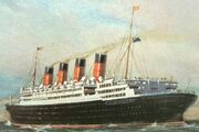 Artist's Rendering of the Ship