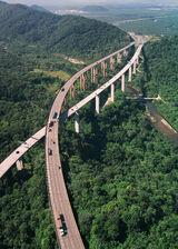Elevated Highway Border with Constantine - Straßburg&Alßab to La Habana