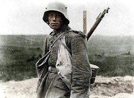 Aquitanian Soldier, 8th Army, 1925