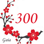 Gaia 300th Anniversary