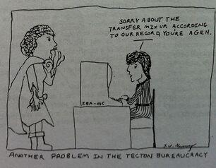 Tecton Bureacracy