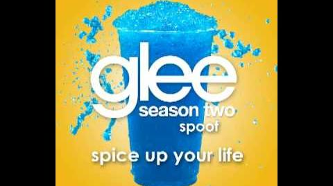 Glee Spoof Song Spice Up Your Life-0