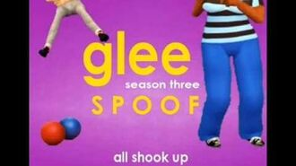 All Shook Up Glee Spoof Song