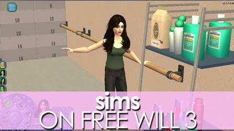 Sims on Free Will 3