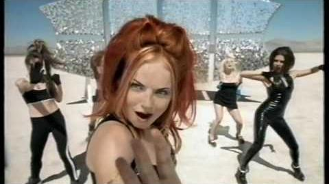 Spice Girls - Say You'll Be There - HD 720p Lyrics
