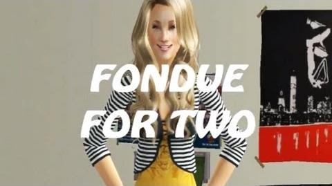 FONDUE FOR TWO Glee Spoof Mini 3