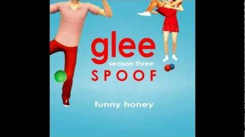 Glee Spoof Song Funny Honey
