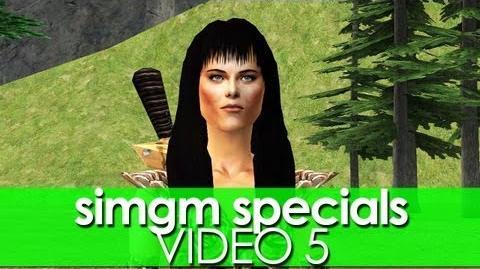 Xena Warrior Princess Sims 2 Series