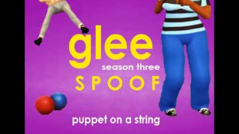 Glee Spoof Song Puppet On a String