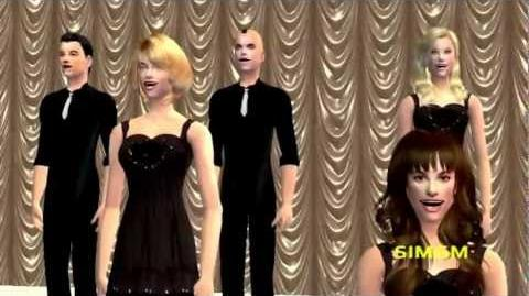 New York Funeral - Glee Season 2 Spoof ep 7